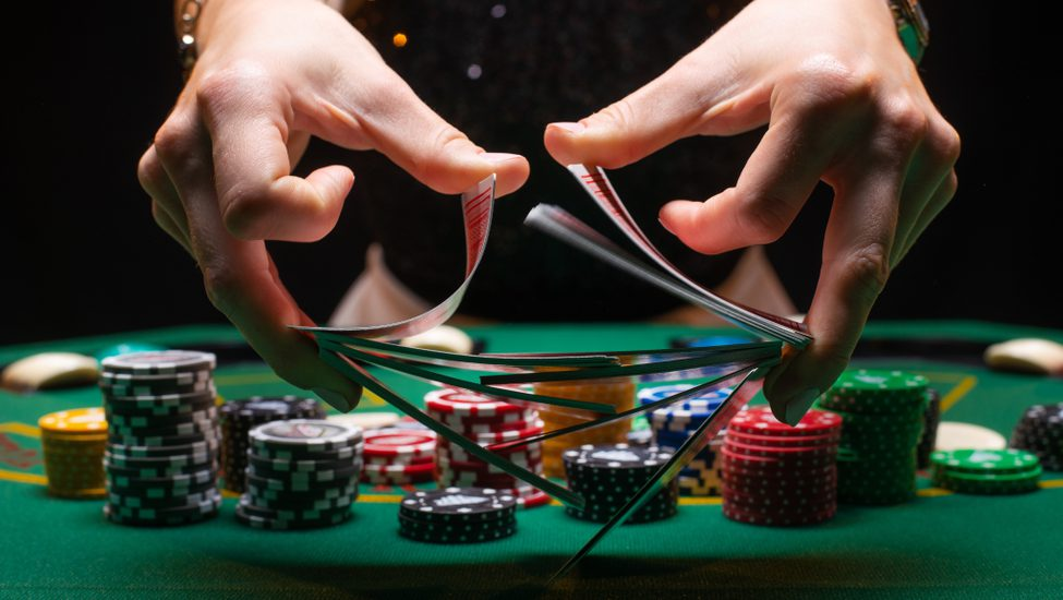 Play Online Poker Casino Gaming